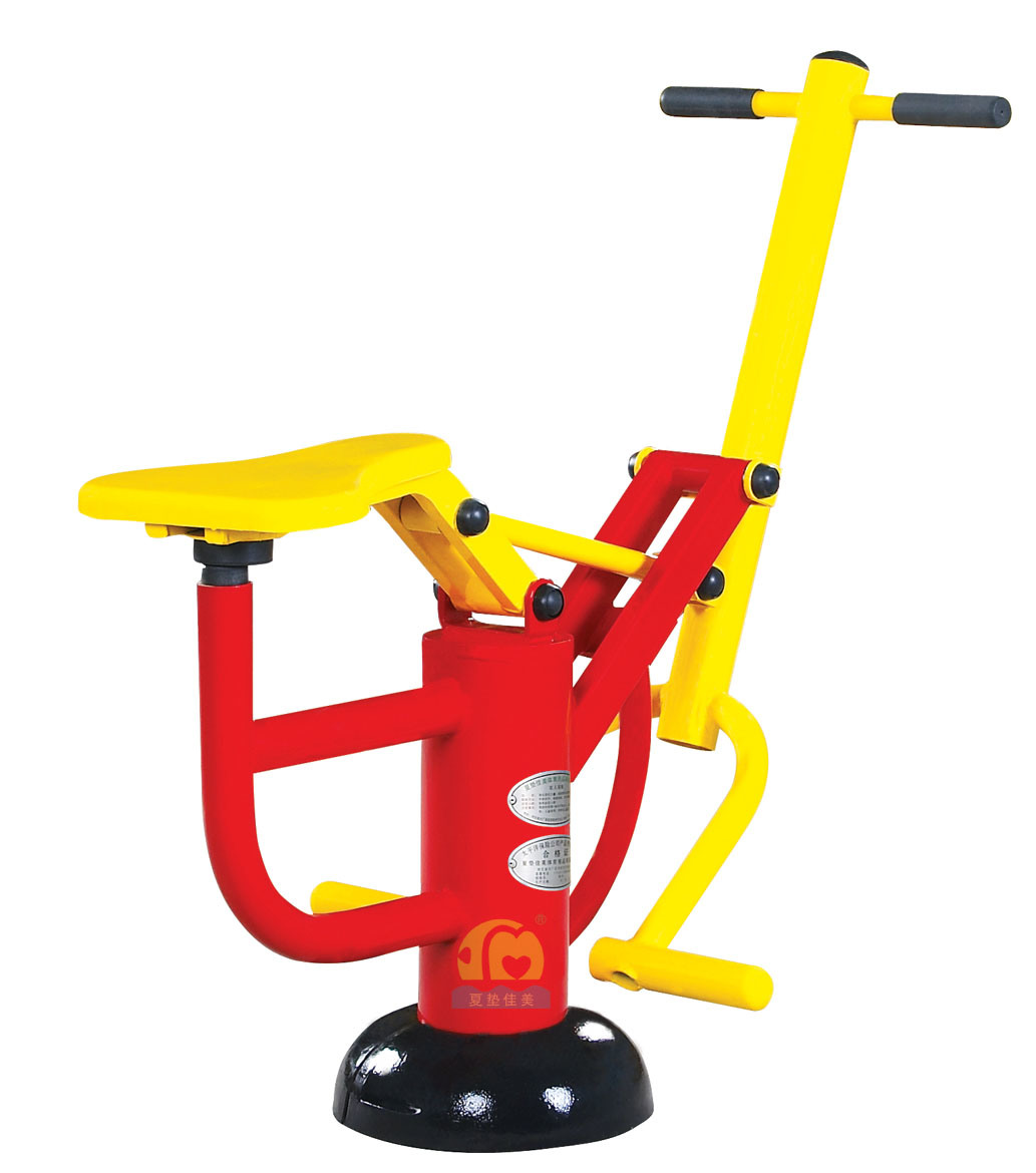 Outdoor Fitness Equipment-Bonny Rider