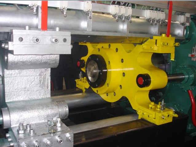 aluminum extrusion press aluminum extrusion press maintenance image mag