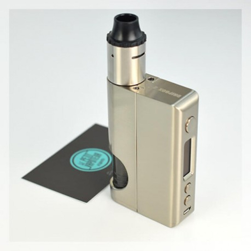 Most Popular Design Kanger 80W Ecig Dripbox 2 Vape Mod