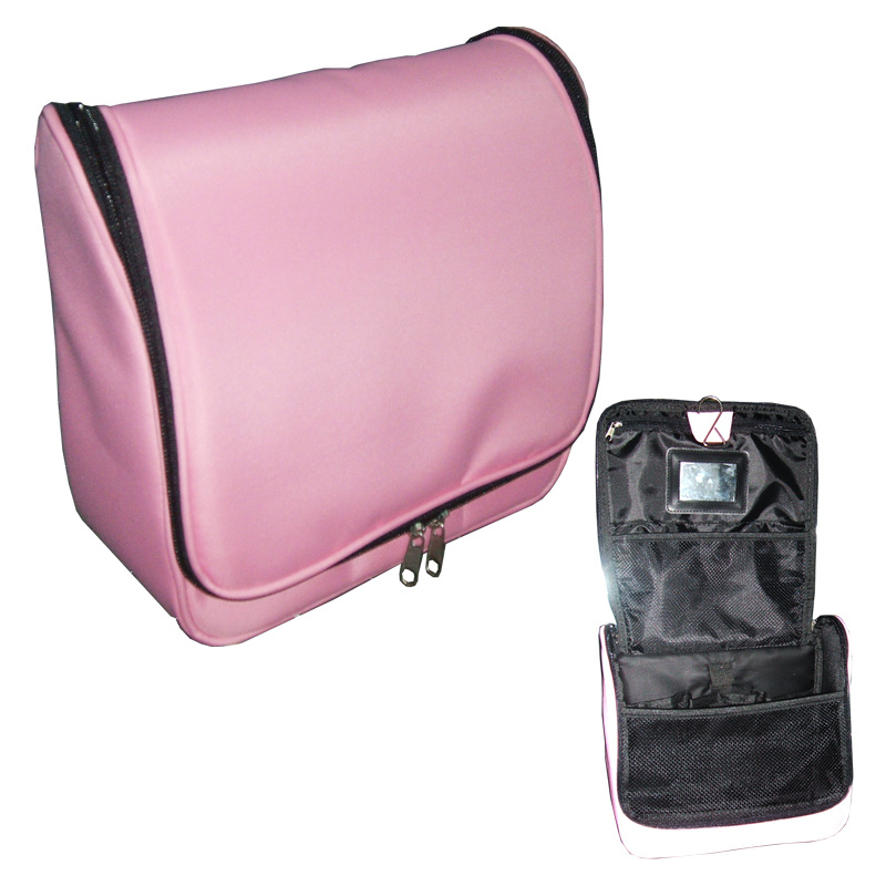 New Design Makeup Cosmetic Make up Toiletry Bag Beauty Toilet Washing Bag