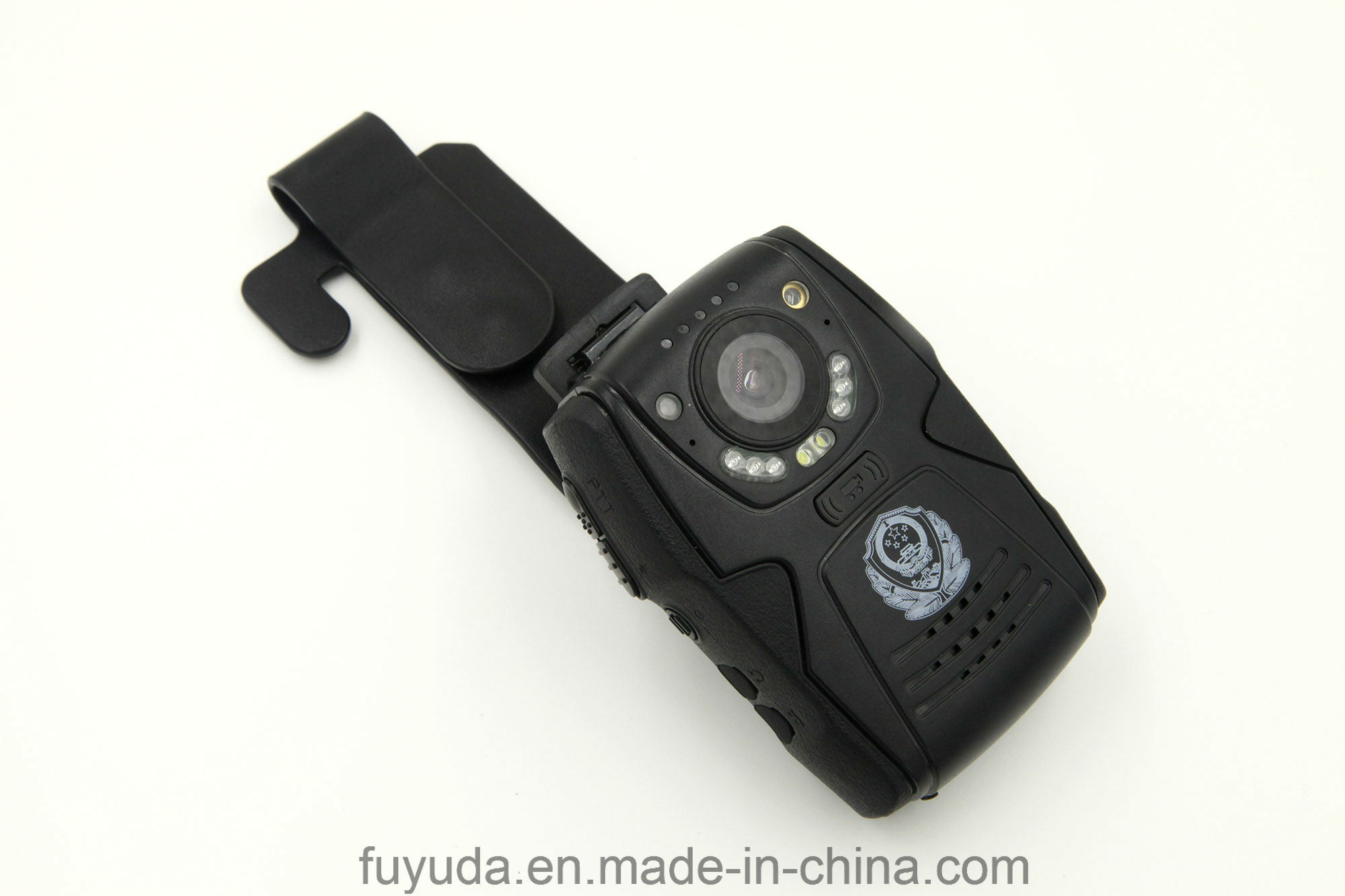 2017 Unique 2.0 Inch 128g Ambarella A7la50 Police Body Worn Camera
