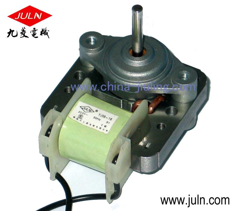 China shaded pole induction motor china electric cooler for Shaded pole induction motor