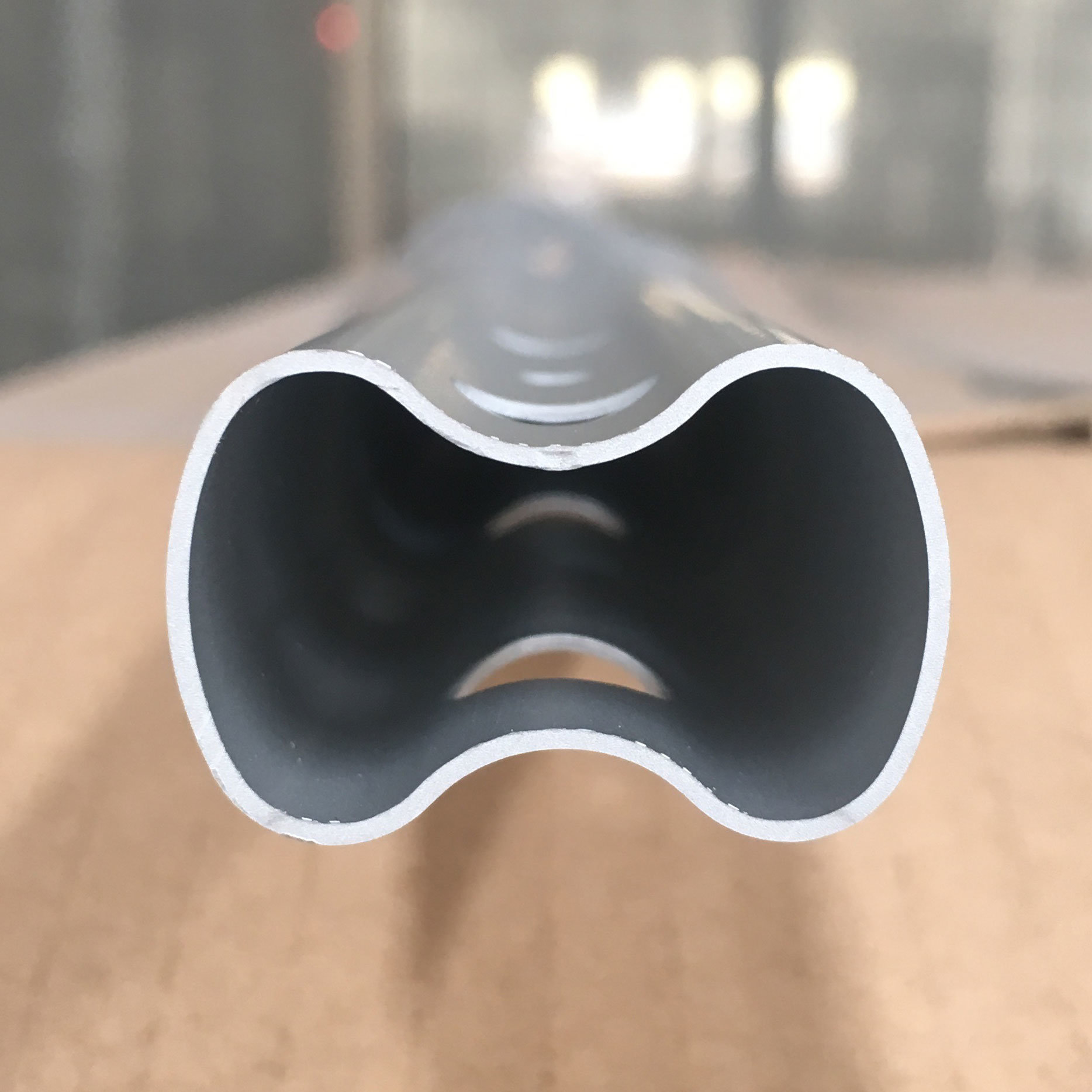 Extruded Aluminum Pipe for Product Parts