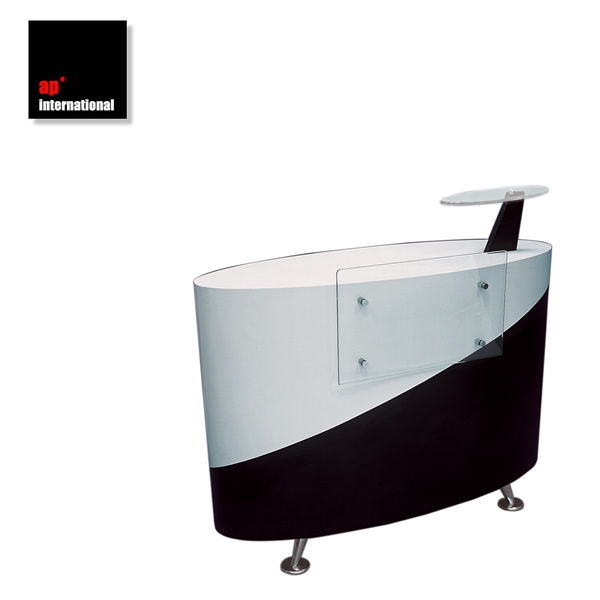 China Salon Equipment Reception Desk NOVA China