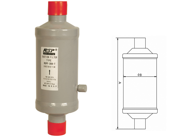 Filter Driers and Sight Glasses - Danfoss