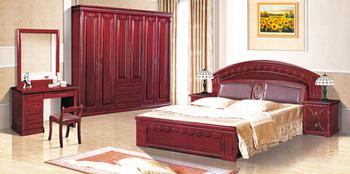 Bedroom  on 301 Solid Wood Bedroom Set   China Bedroom Set Bedroom Set Furniture