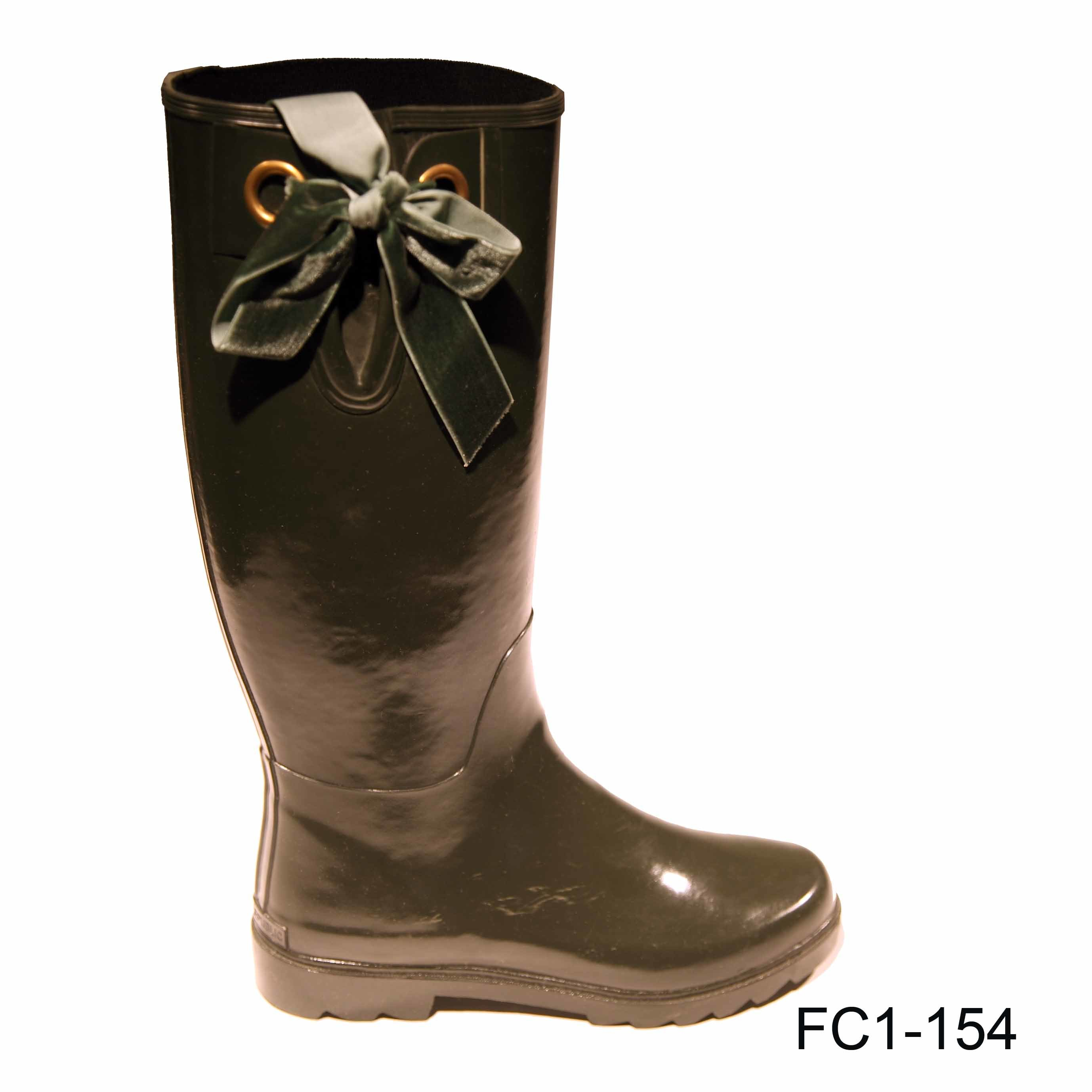 China Fashion Rain Boots Fc1 154 China Rain Boot Woman Boot