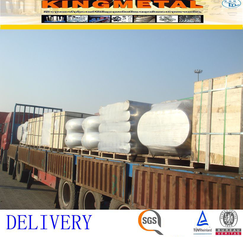Carbon Steel Pipe Fitting as Per En10253/P265gh/A234 Wpb