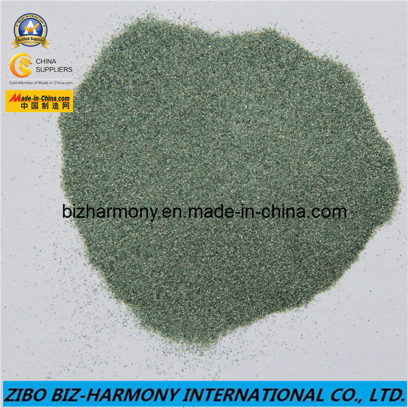 High Purity Green Silicon Carbide