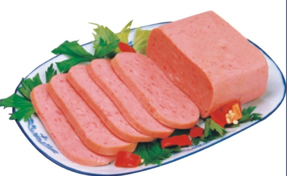 China Canned Pork Luncheon Meat