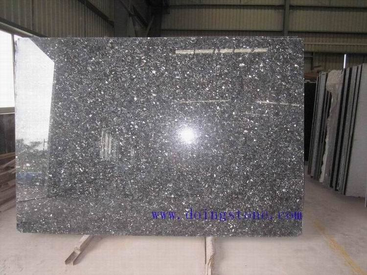 Silver Pearl Granite : China silver pearl granite slabs cm gang saw