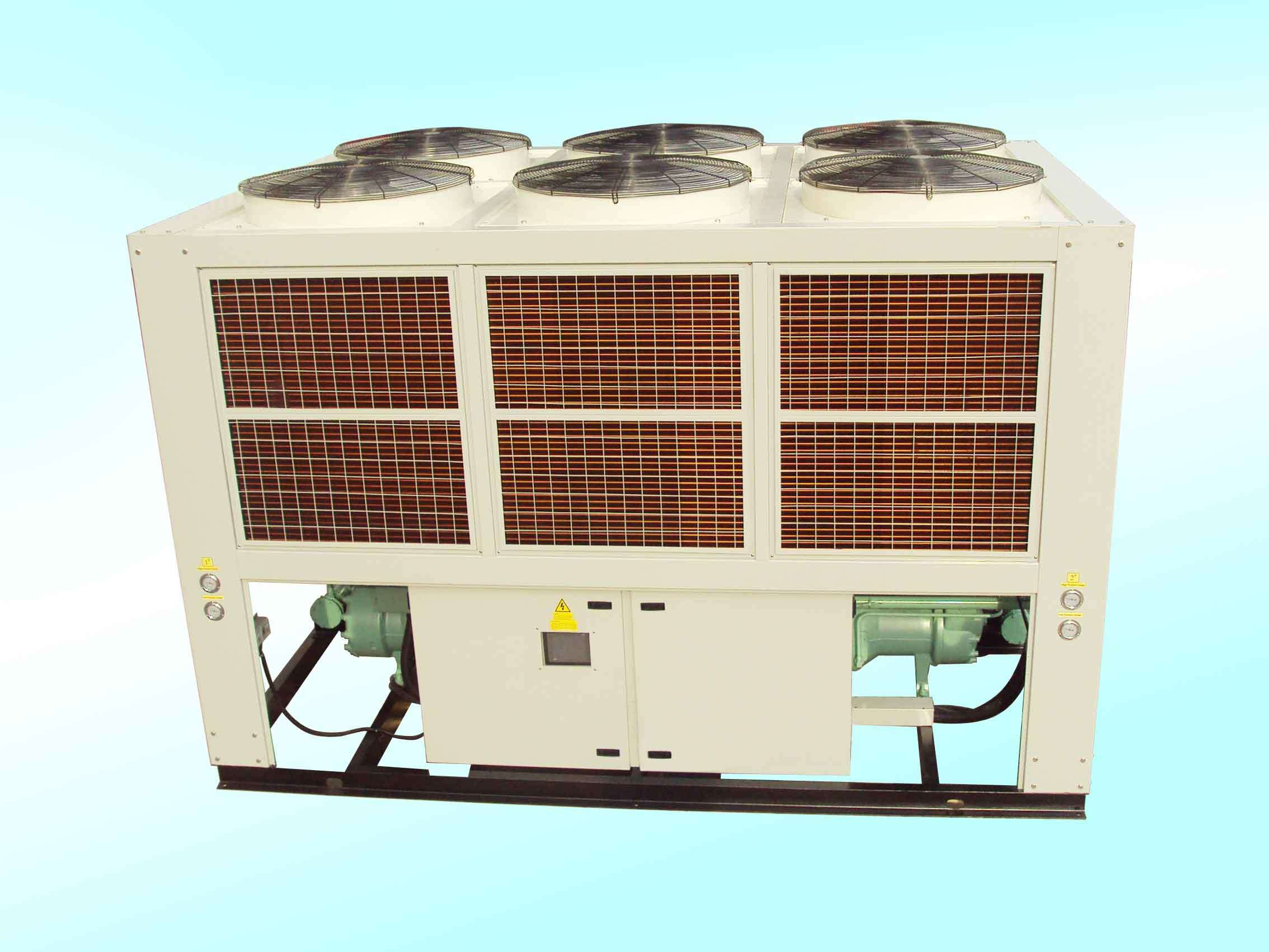 China Air Cooled Water Chiller/Industrial Chiller/Chiller (HWAL  #2D9E7C
