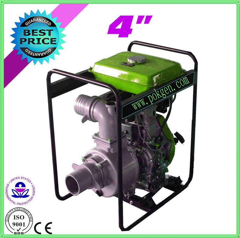 4 Inch Diesel Water Pump Set