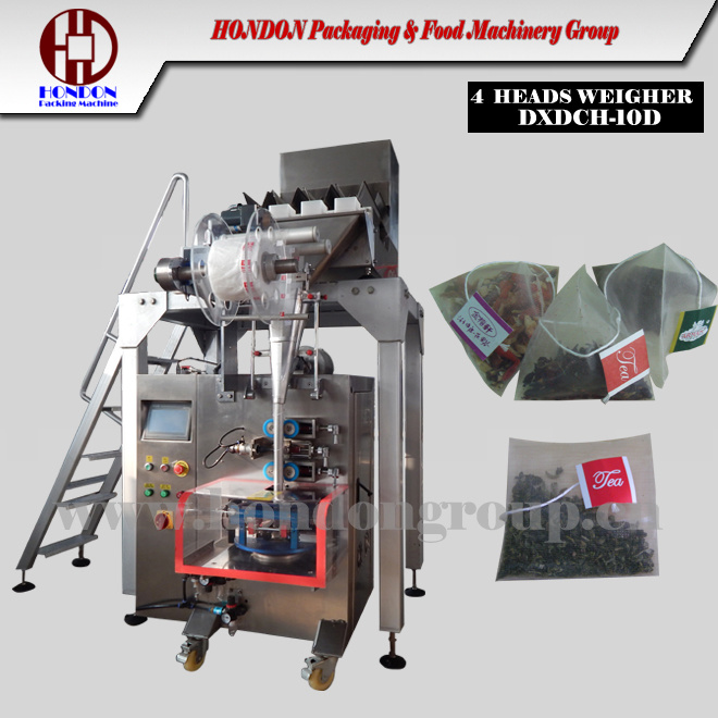 Flower Tea Packing Machine