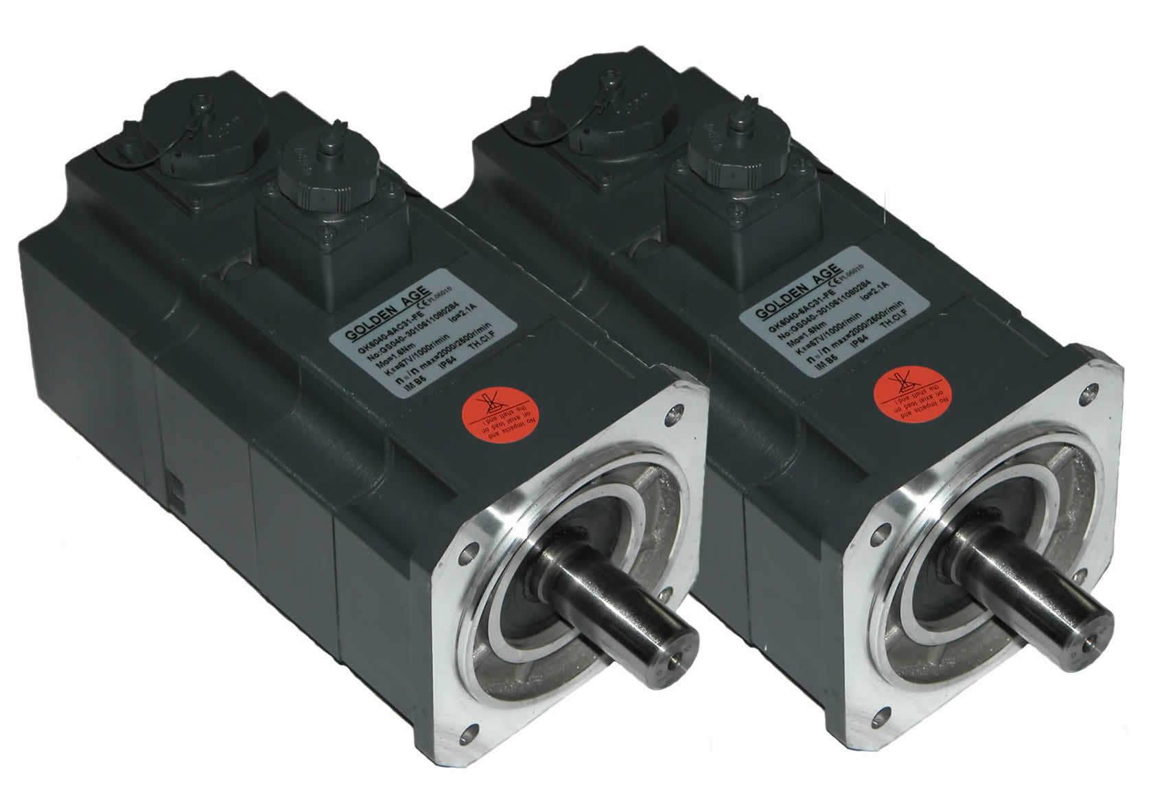 China Ac Servo Motor Gk6 For Cnc Machine Tool China