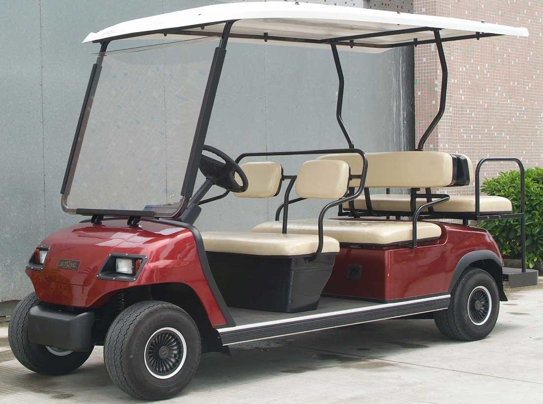 Cheap 6 Passengers Electric Vehicle
