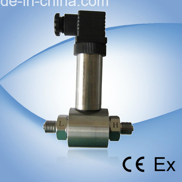 Liquid Gas Differential Pressure Transducer/ Static Differential Pressure Sensor