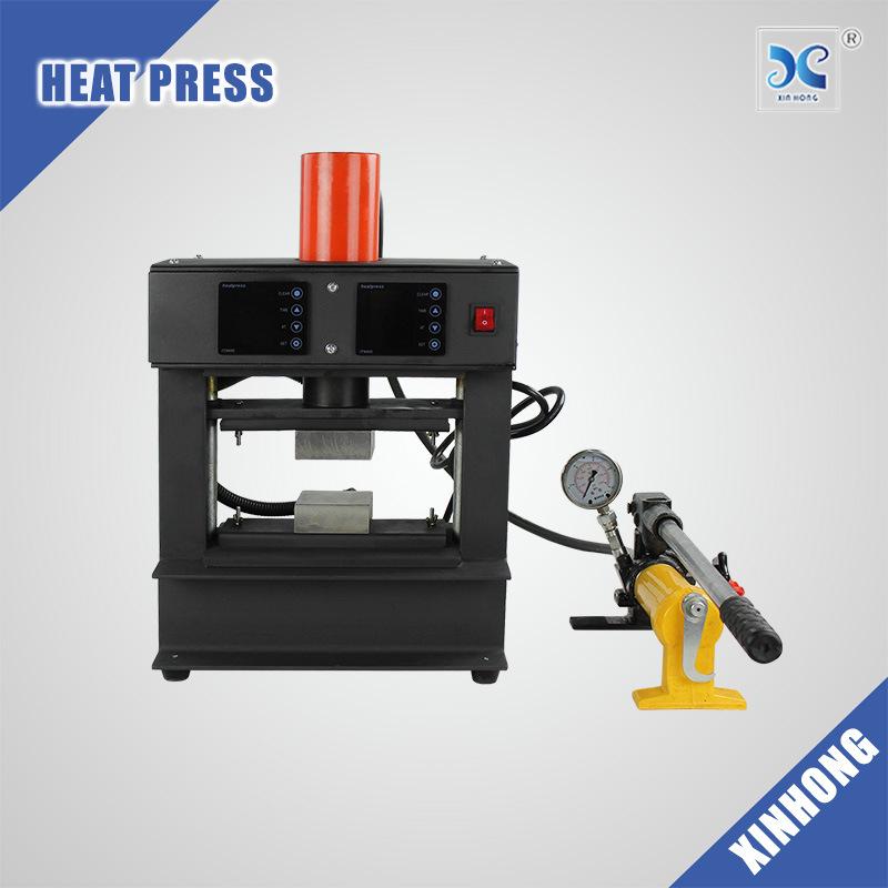 Xinhong new manual hydraulic rosin tech heat press machine
