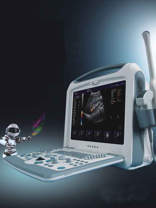 Color Doppler Ultrasonic Diagnostic System (HY2000)
