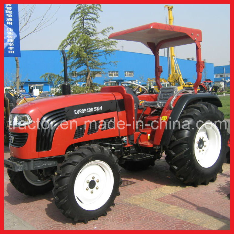 Hubei Tractor Parts : China hp four wheel tractor foton