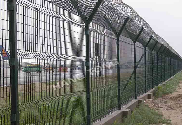 Safety Mesh Fence (HX-1515)