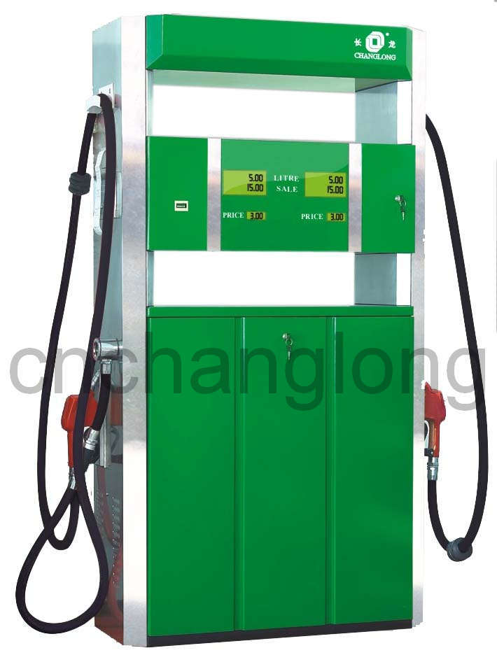 Gas Station Fuel Dispenser Double Pumps  (DJY-121A & DJY-222A)