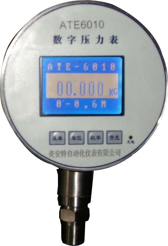 Precision Pressure Gauges : China precision digital pressure gauge