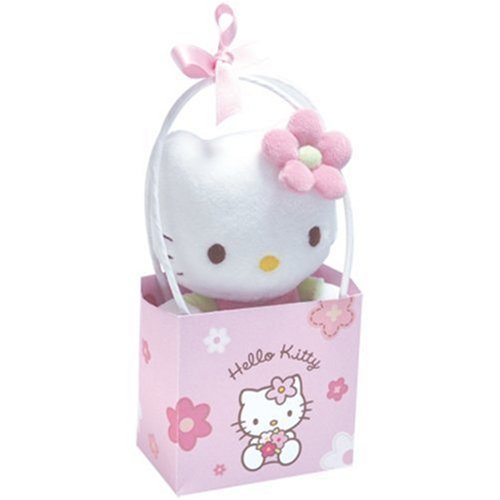 China hello kitty paper gift bag wt