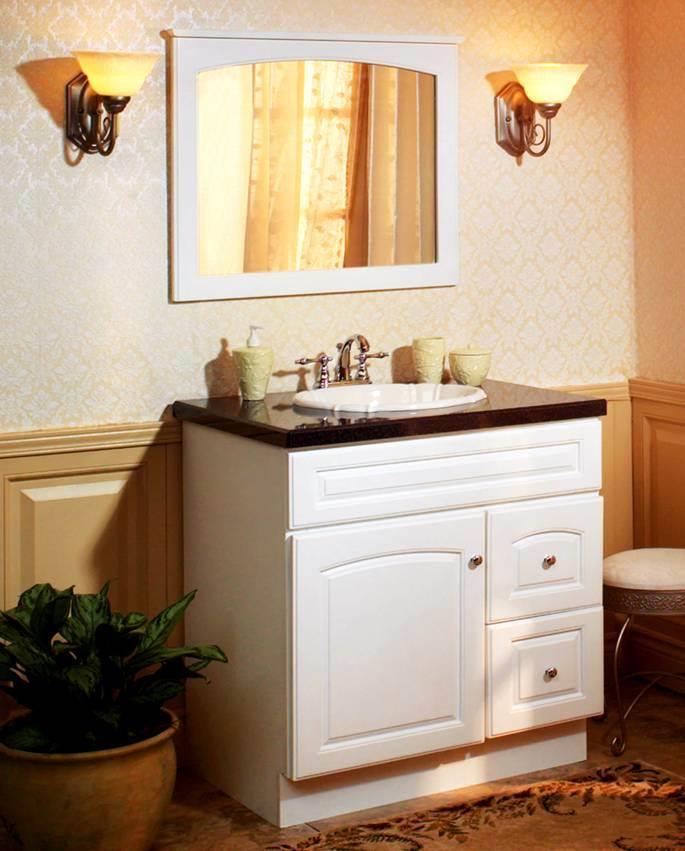 Bathroom furniture vanity