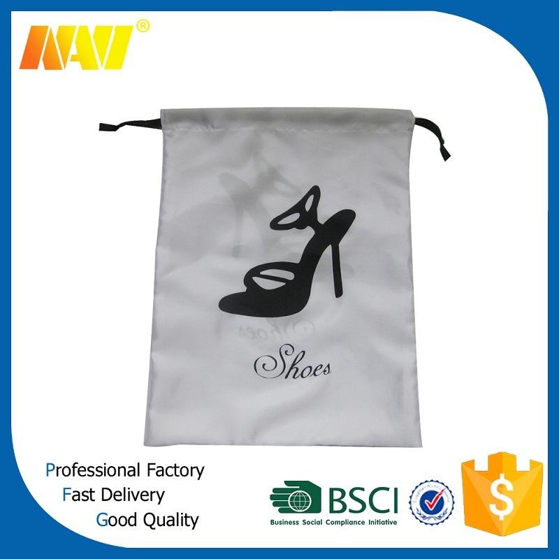 Cheap Travel Polyester Nylon Underware Drawstring Pouch Bag