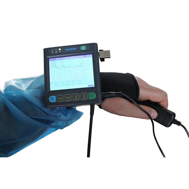 Full-Digital Mechanical Sector Ultrasound Scanner for Swine & Goat