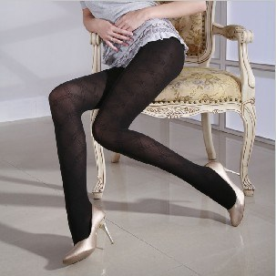 China Silk Stocking (6007-7) - China Silk Stocking, Stocking