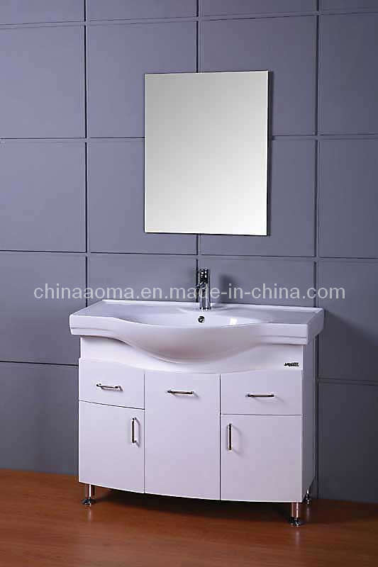 modern white bathroom cabinet bp 5029 china pvc bathroom cabinet