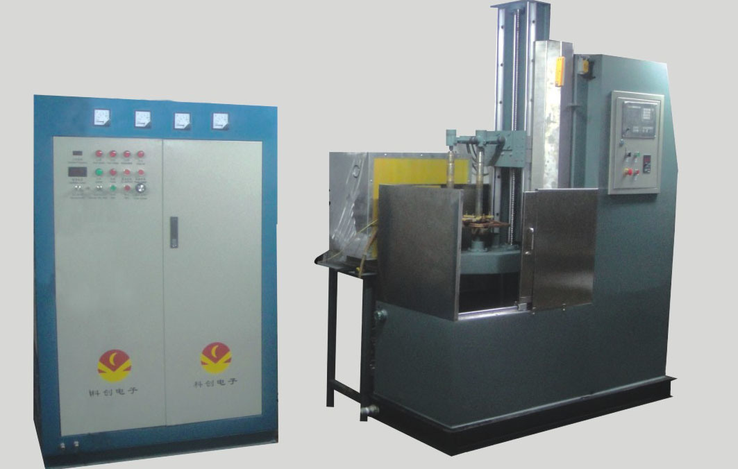 Complete Induction Hardening Machine (XZ-400) - China Induction ...