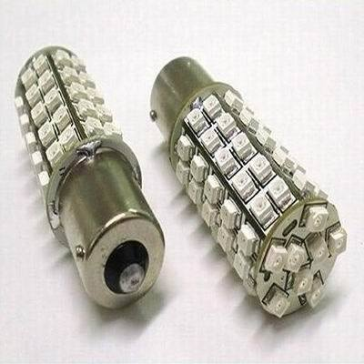 Ba15s 68SMD Break / Tail Light LED Car Bulb