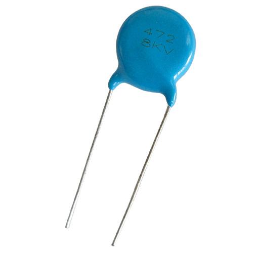 China High Voltage Ceramic Disc Capacitor - China Ceramic ...