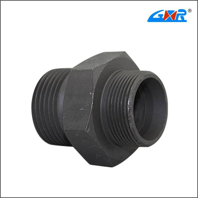 Black Oxidized Hydraulic Fitting (XC-1CM)