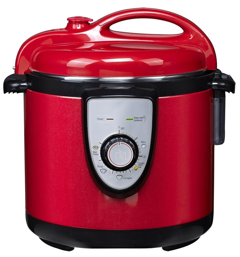 Types Of Pressure Cookers: China Classic Manual Type Pressure Cooker (YBD40-80C4