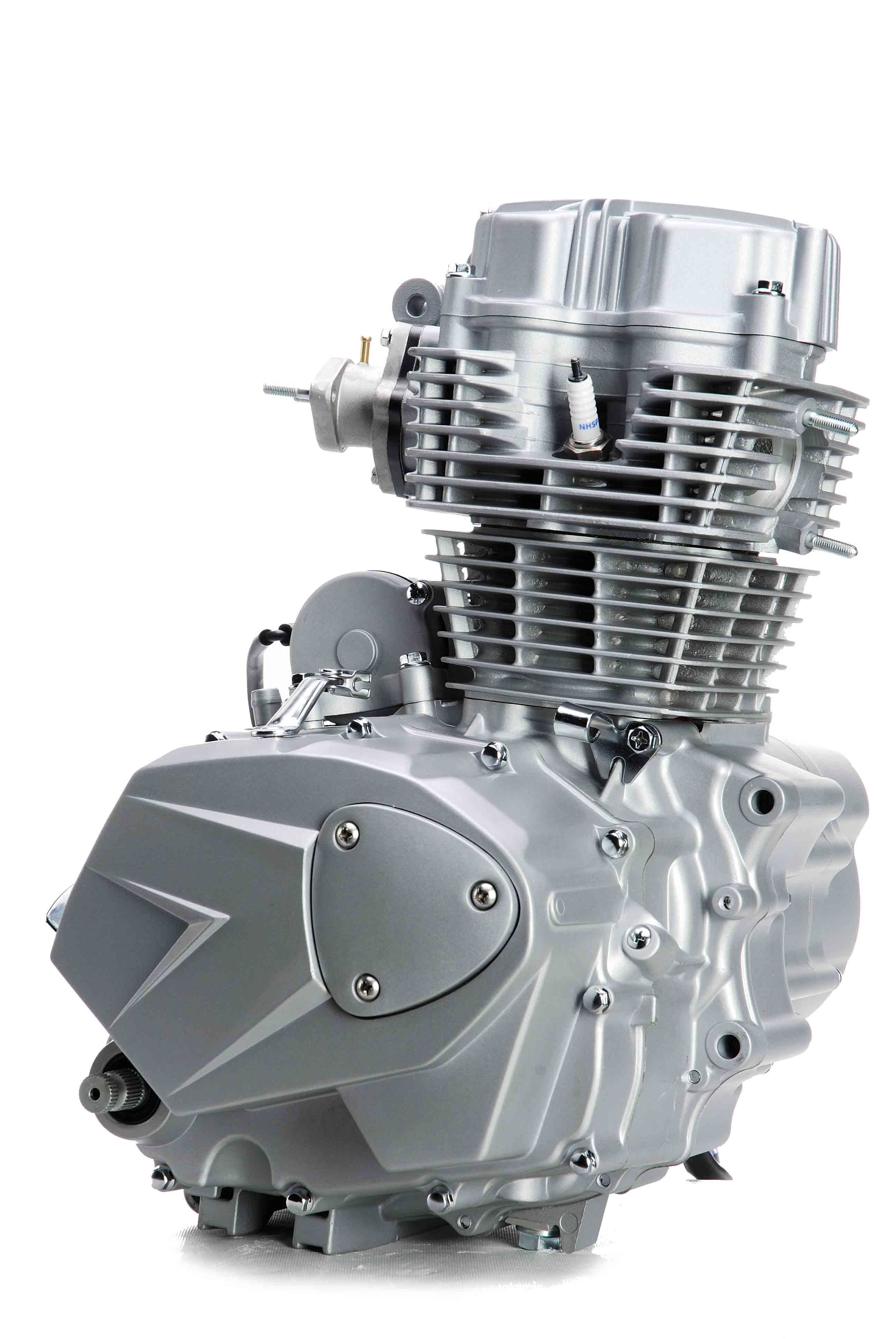 125cc, 150cc Motorcycle Engine