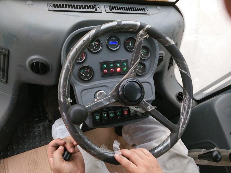 1.8m Front End Loader 3 Ton Rated Loading Wheel Loader Small Loader Zl936