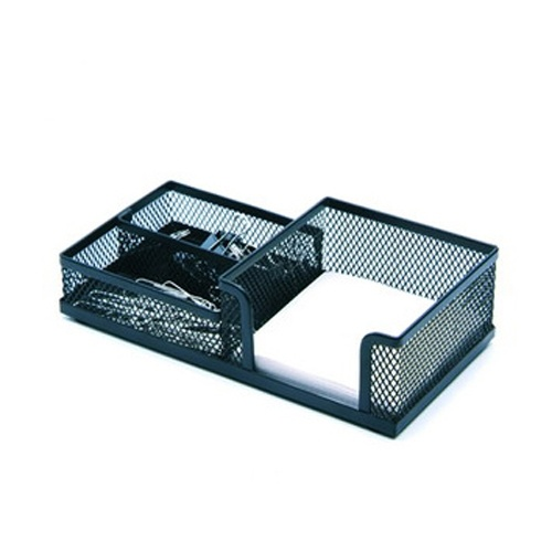 office supply stationery metal crafts desk organizer z3336