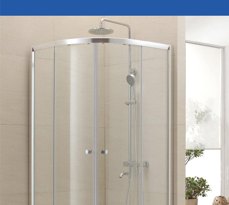 Sprinkler Shower Head Cooper Shower Set Bathroom Shower Set
