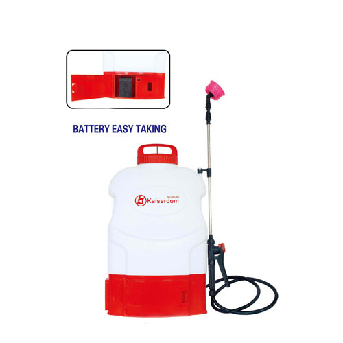 20L Knapsack Electric Battery Power Sprayer for Agriculture and Garden (KD-20D-007)