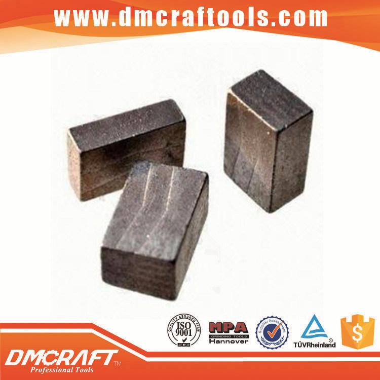High Efficiency Diamond Segment, Granite Segment and Marble Segment