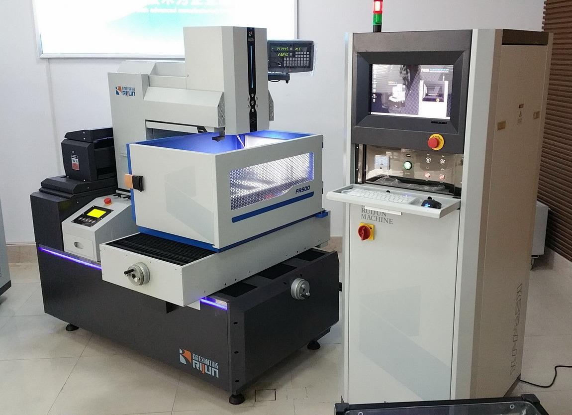 CNC Wire Cut Machine New Design Model Fr-600g