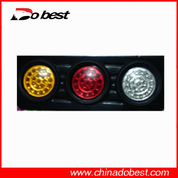 12V/24V LED Side Marker Light for Truck Trailer