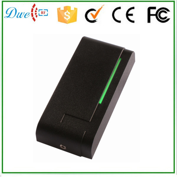 Proximity RFID Card Reader 13.56MHz Wiegand 34 Waterproof RFID Card Reader for Access Control