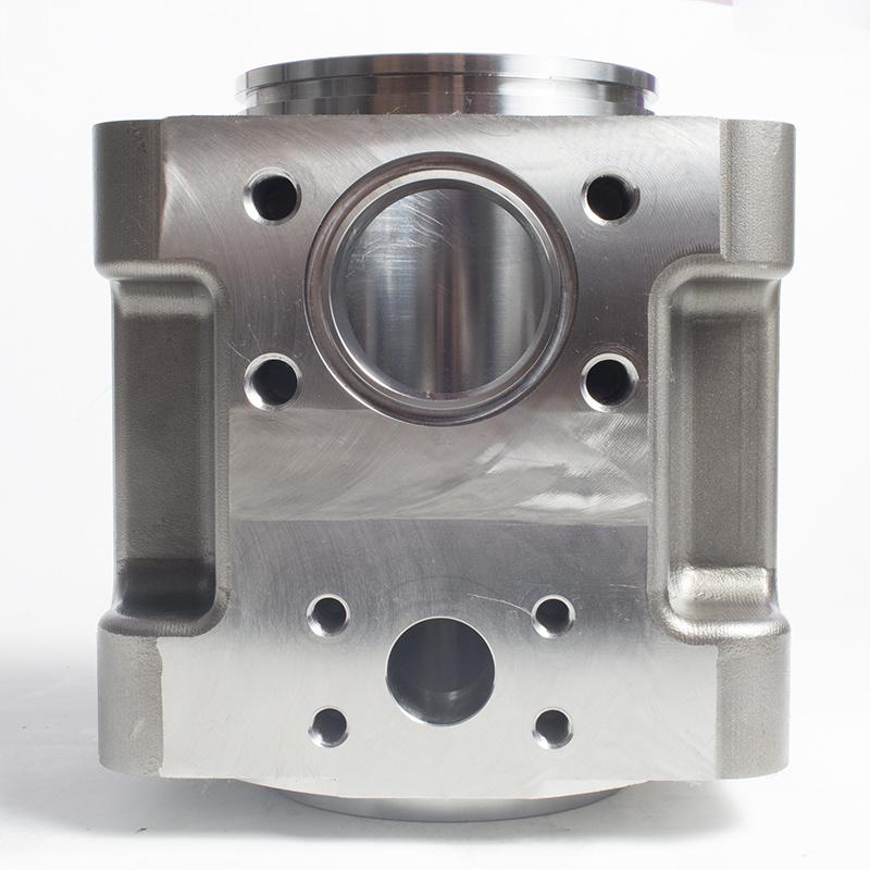 Center Block Part /Water Pump Part/CNC Machining Parts