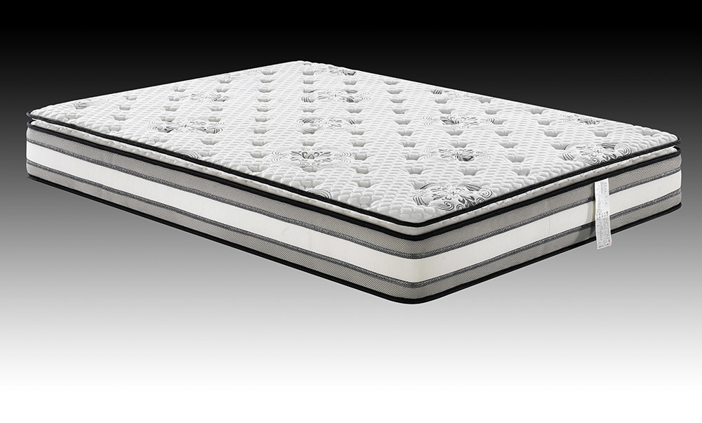Wholesale Pillow Top Memory Foam Mattress Dubai Hotel Mattress