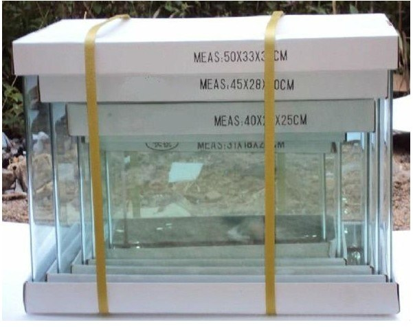 Custom Fish Rectangular Glass Aquariums Acrylic Fish Tanks, Fish Tank Supplies